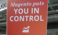 Magento stand at RBTE 2015